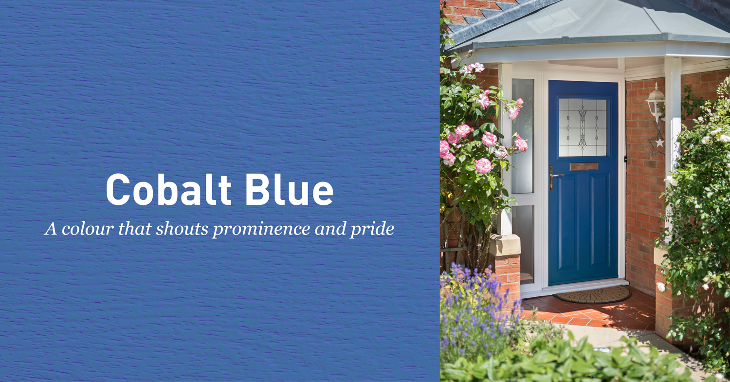 Solidor cobalt blue