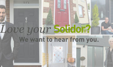 Composite Doors by Solidor | UK's Finest Front Doors