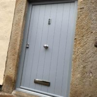 Flint Solidor in French Grey