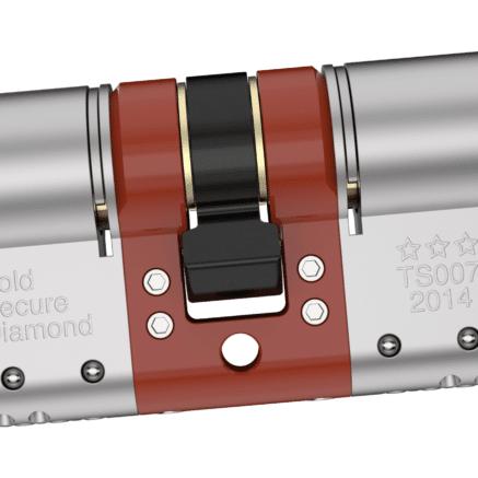 Ultion Lock 3 star cylinder