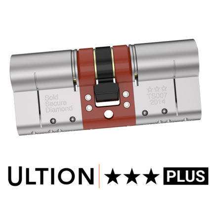 Ultion cylinder £2000 guarantee